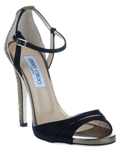 Jimmy Choo 'tema' Sandal -  - Farfetch.com