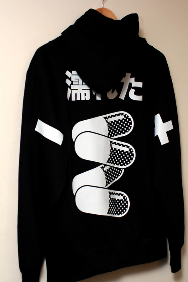 sweater japanese japan japanese sweatshirt pills jacket black and white jacket screened pills jumper tumblr clothes black sweater with pills blouse harajuku kawaii anime tumblr crewneck drugs black and white black jacket hoodie