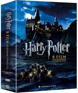 harry potter dvd box set home accessory