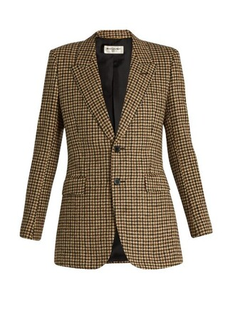 jacket wool beige