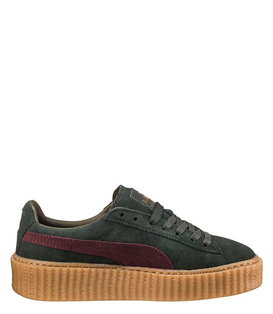 PUMA Kids' Suede Platform Jr Sneaker – Shoe Discount Warehouse