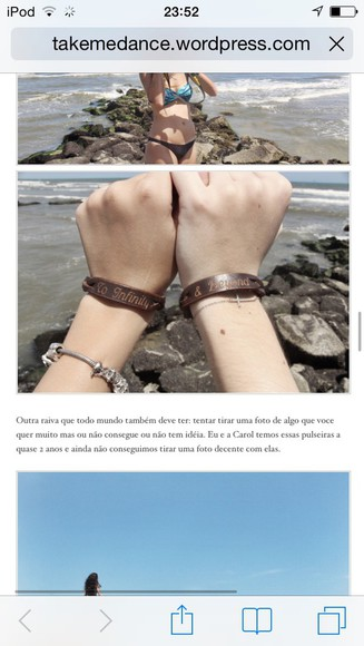 jewels bracelets friends friendship bracelet leather
