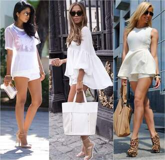 t-shirt white top transparent top white blouse summer top