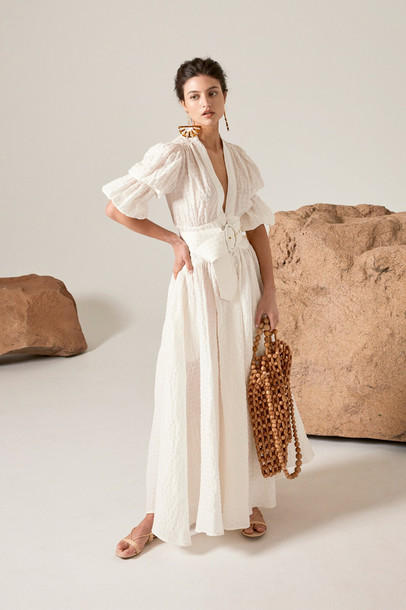 Cult Gaia Willow Dress - Off White                                                             $ 658.00 USD