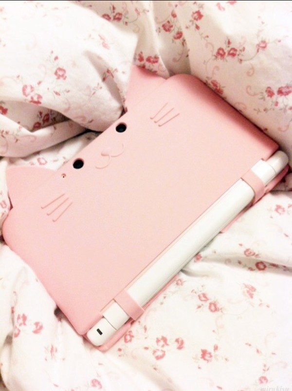 Phone Cover Nintendo Ipad Case Cats Cat Ears Cute