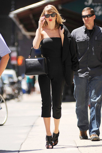jumpsuit taylor swift sandals shoes