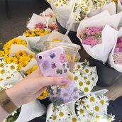 phone cover,yeah bunny,flowers,floral,dry flowers,iphone cover,iphone case