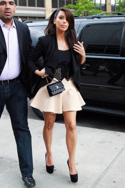 Skirt Jacket Designer Heels Top Tuxedo