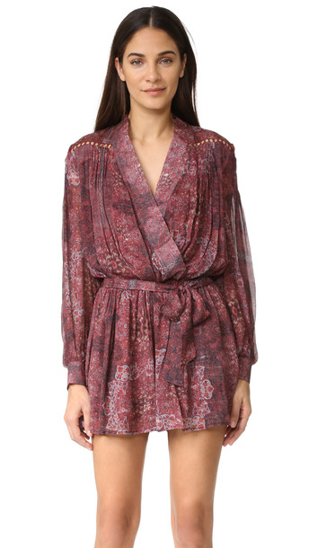 Ministry Of Style The Maiden Romper - Print