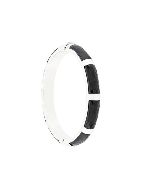 Monan cuff women cuff bracelet silver black jewels