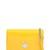 Maple Leaf Faux Patent Shoulder Bag