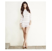 dress,white dress,kylie jenner,kardashians,white,pastel,summer outfits,pink,blue,pretty