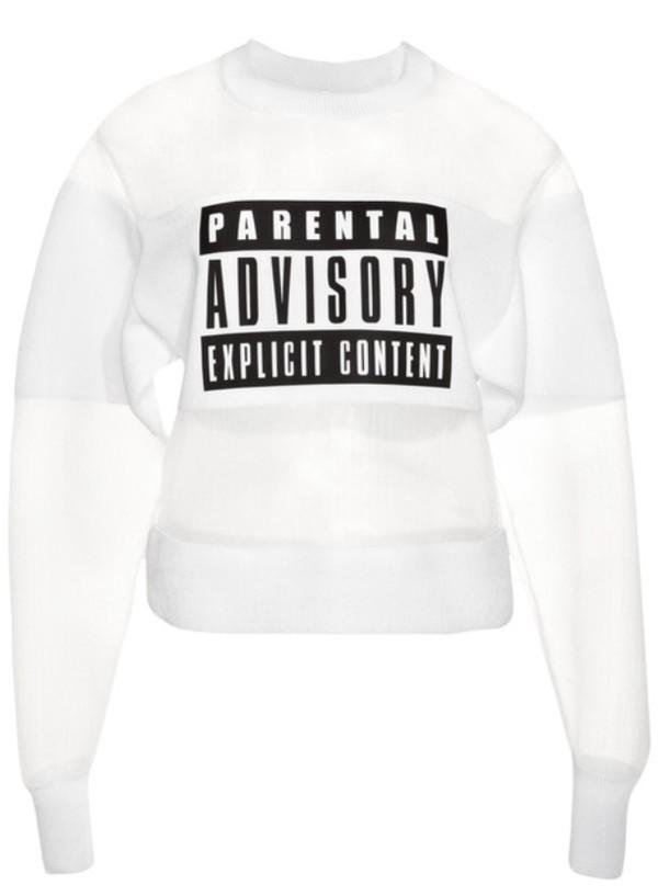 shirt krushgirlz parental advisory explicit content black and white