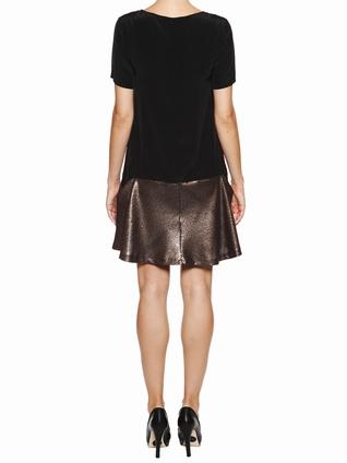 berenice fashion woman dress silk pencil1