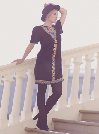 like a riot blogger jewels ethnic dress