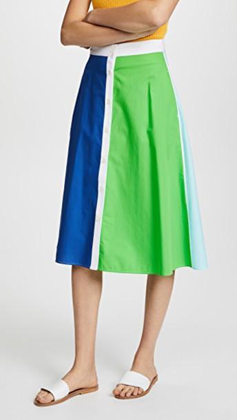 MDS Stripes skirt