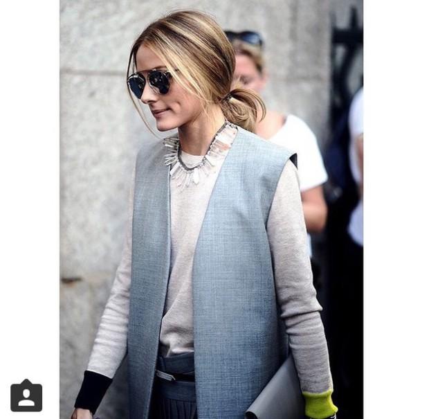 jacket vest grey open long sleeveless beautiful