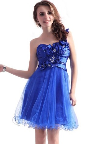 dress navy blue prom dresses prom dress one shoulder dresses one shoulder prom dresses one shoulder prom gown a-line prom dress a line prom gowns mini prom dresses