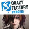 Crazy factory piercing