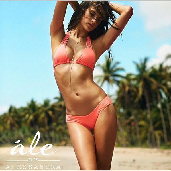 swimwear alessandra ambrosio bikini