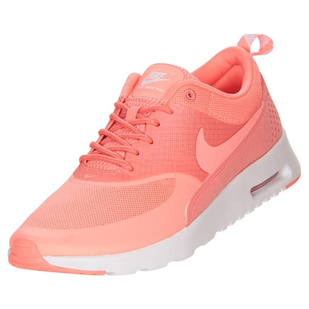 details for many styles sneakers for cheap Nike Air Max Thea Women's Comfortable Running Shoes Atomic ...