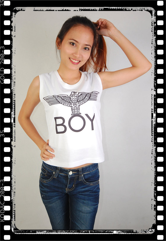 Boy london fashion pop punk indie rock vintage by noshirtnohoney