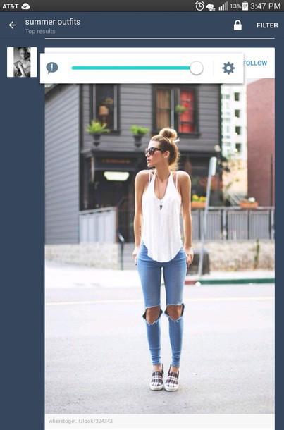 shirt pants
