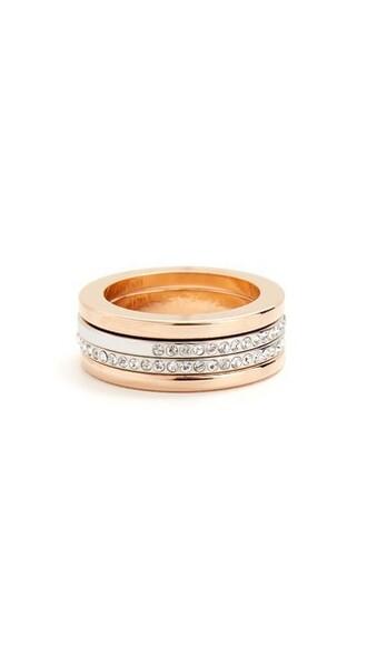 rose gold rose ring gold jewels