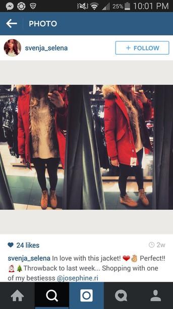coat parka fur fur hood utility coat fur lined fur lined parka