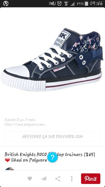 shoes high top sneakers