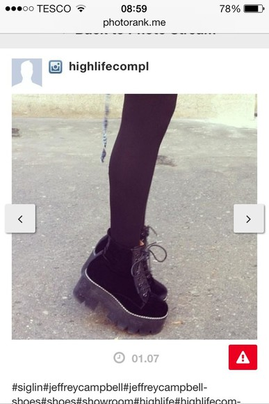 velvet underground shoes black boots ankle boots platform shoes platform boots miley cyrus