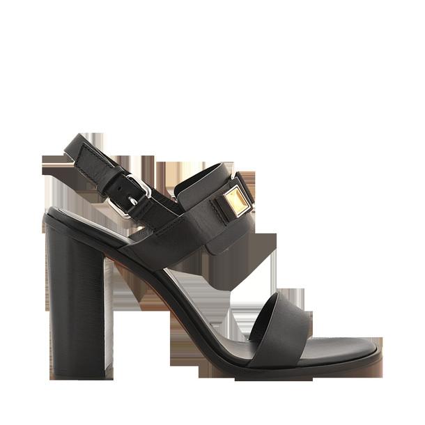 Proenza Schouler heel chunky heel shoes