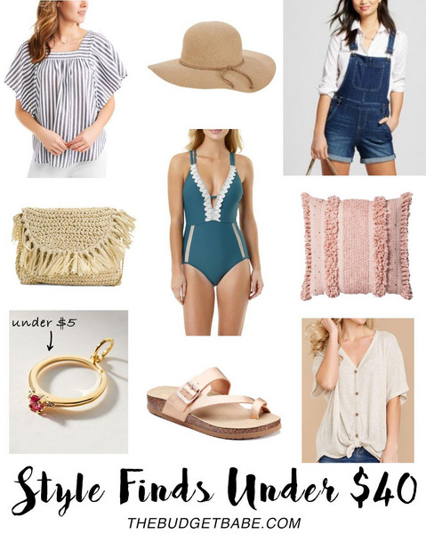 thebudgetbabe blogger top hat bag swimwear shoes clutch sandals summer outfits one piece swimsuit overalls