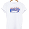 Thrasher blue fire t-shirt