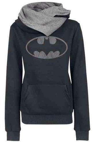 batman hoodie sweater