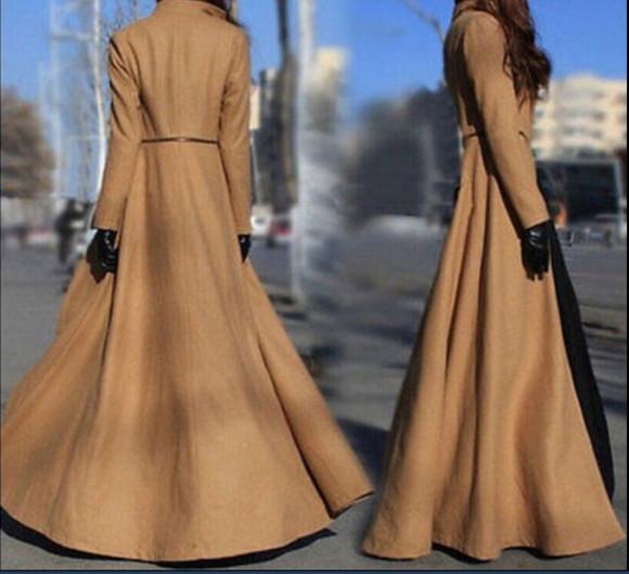 coat classy detachable