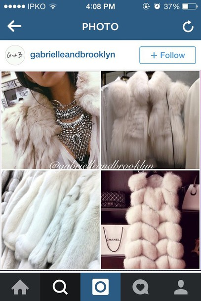 coat fur coat luxury beautiful