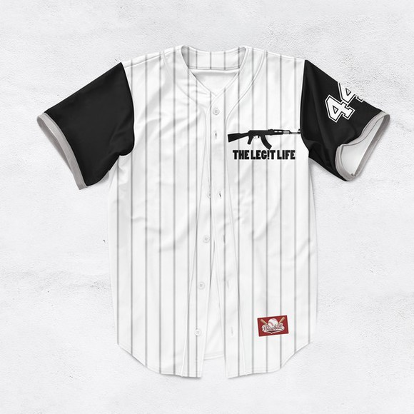 chris brown t-shirt dope nowthatslegit baseball tee baseball tee