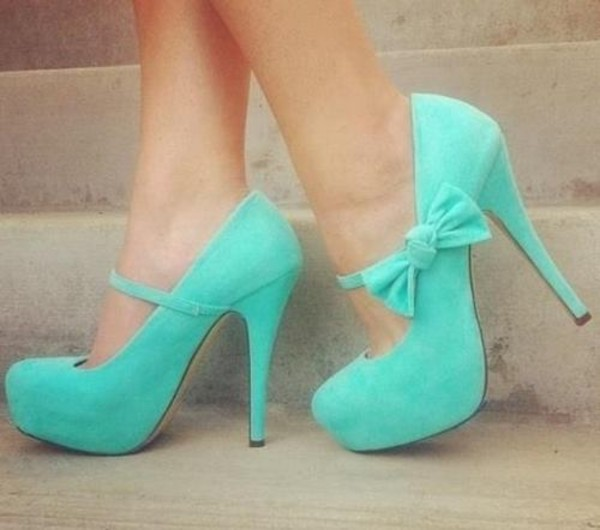 shoes turquoise high heels high heels turquoise light blue blue high heels