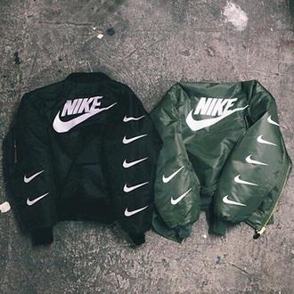jacket nike fashion summer winter
