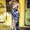 Bikini luxe mermaid maxi dress