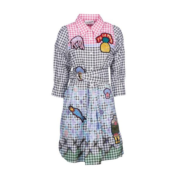 Peter Pilotto dress shirt dress gingham