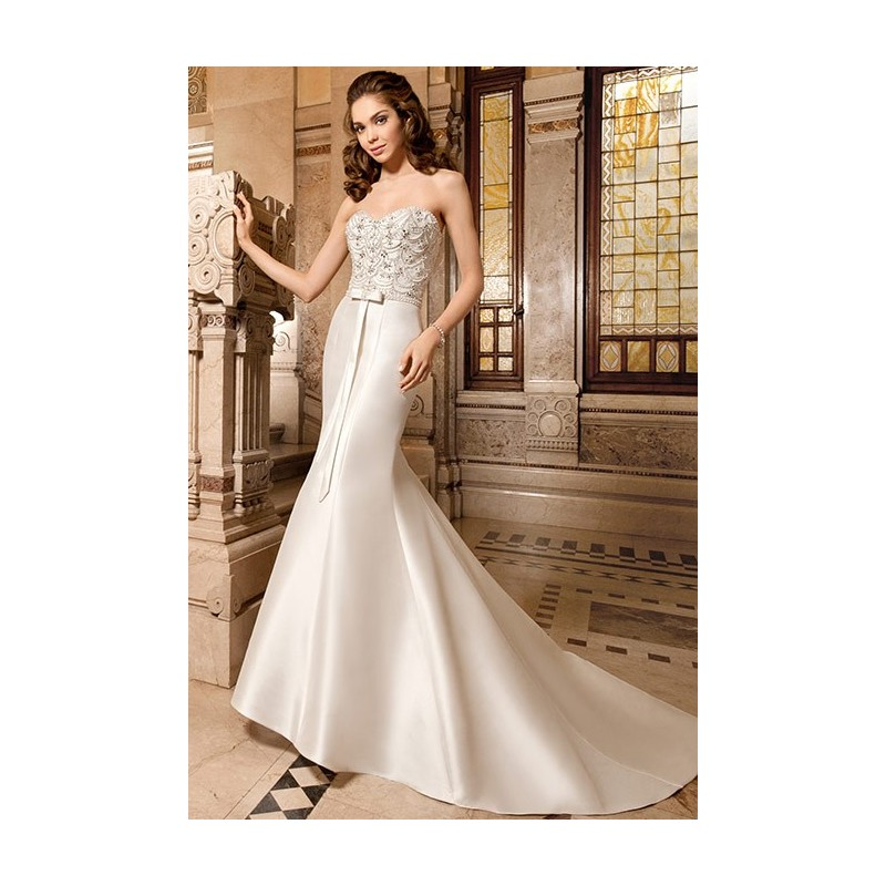 Demetrios - Illusions - 3211 - Stunning Cheap Wedding Dresses Prom Dresses On sale Various Bridal Dresses