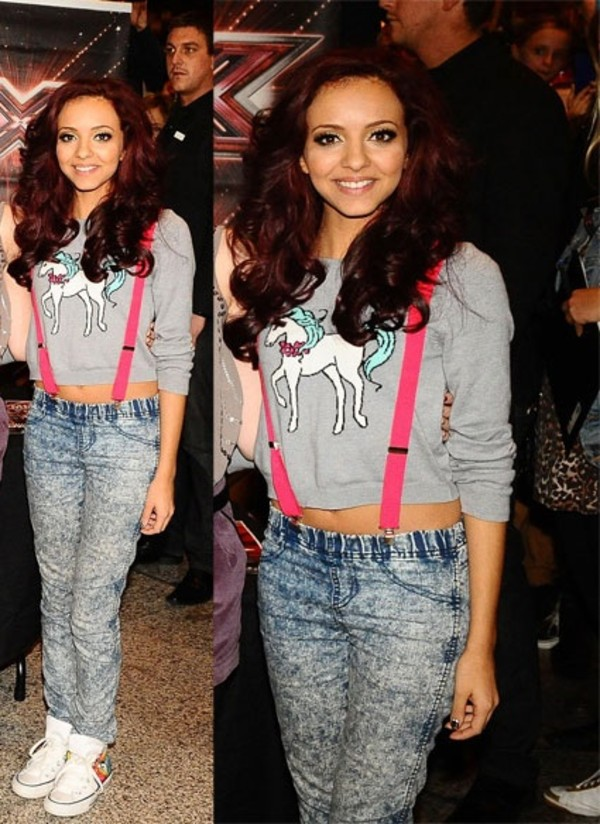 sweater unicorn cute little mix