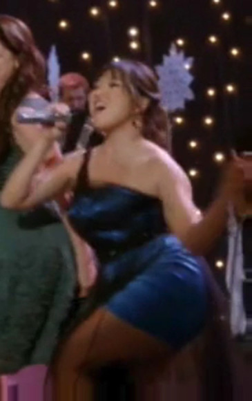 glee jenna ushkowitz dress tina cohen chang