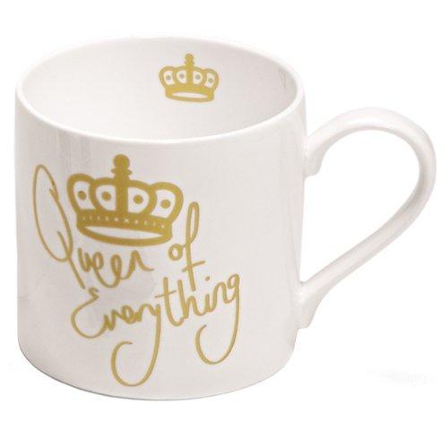 Gift Republic LTD Queen of Everything Mug : under 20