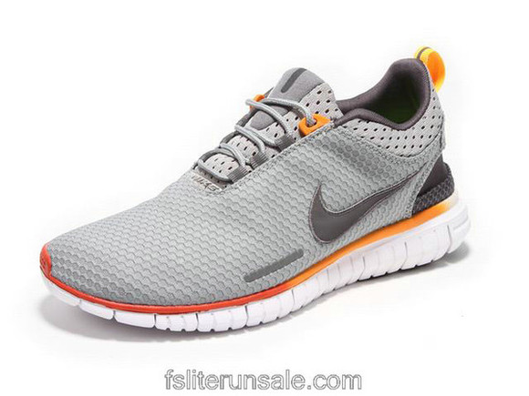 shoes nike grey shoes grey sneakers cute shoes nike free og 14 breathe grey orange grils nike free og breath orange fsliterunsale.com running shoes sports shoes