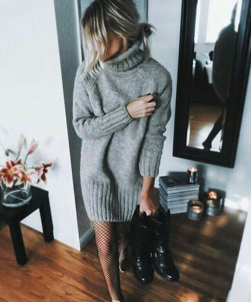 dress clothes sweater dress