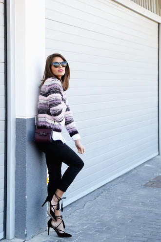 seams for a desire blogger sweater shirt pants shoes bag sunglasses jewels