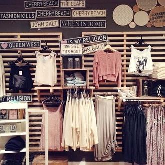shirt tank top store